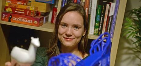 Daphne (28) uit Hengelo: 'Het maakt de 3D-printer niet uit of ik een man of een vrouw ben'