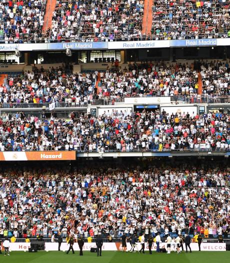 'Real Madrid krijgt vrouwenteam in hoogste Spaanse divisie'