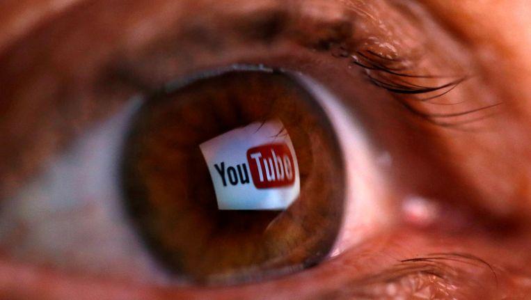 Advertenties van gewone bedrijven duiken op in dubieuze filmpjes op Googles YouTube. Beeld reuters