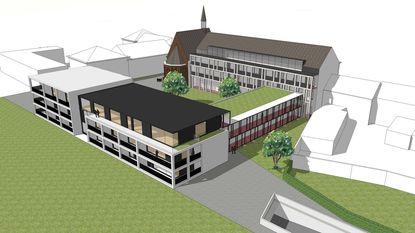 Klooster wijkt (deels) voor 39 flats