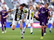 Ook record in Italië: 39.000 toeschouwers bij Juventus - Fiorentina