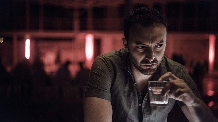 Narsdin Dchar in In limbo. Beeld
