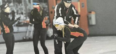 Westland apetrots op hun wereldkampioen schaatsen: 'Het zat er altijd al in bij Jutta'