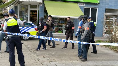 Man krijgt messteek in been in Antwerpen: dader spoorloos, mogelijk afrekening in crimineel milieu