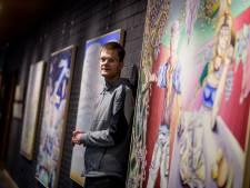 Fantasiewereld Almelose kunstenaar Job (29) boeit zelfs Hermitage Amsterdam