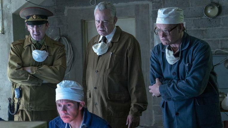 'Chernobyl' Beeld HBO
