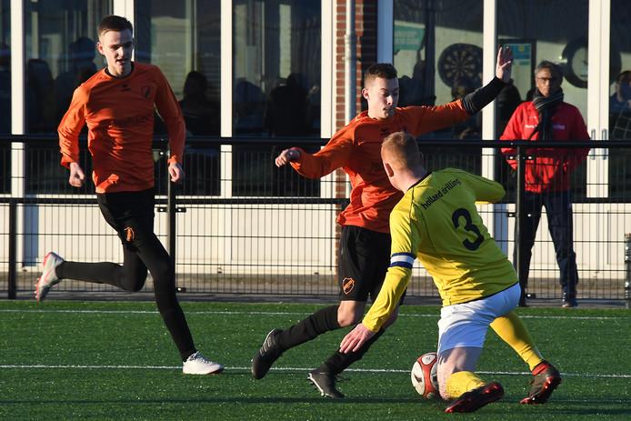 Bij SIOL willen ze graag voetballen zonder met racistische opmerkingen te maken te krijgen.