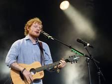 Ed Sheeran: Ik heb geen telefoonnummer