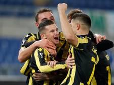 Knappe goal Linssen helpt Vitesse aan punt in Rome