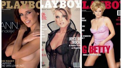 Playboy wordt 65: dit zijn de meest iconische Vlaamse covers