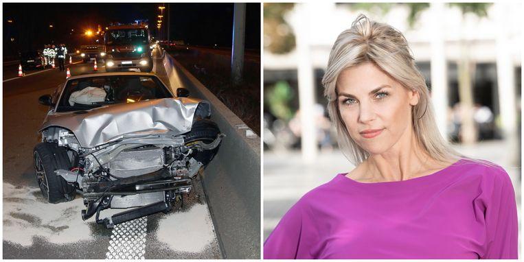 Ongeval E313 Tanja Dexters