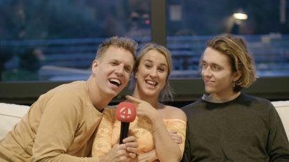 James Cooke peilt naar het libido van de kandidaten bij 'Dancing With The Stars'