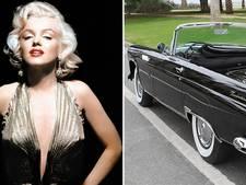 Cabrio van Marilyn Monroe brengt bijna 500.000 dollar op