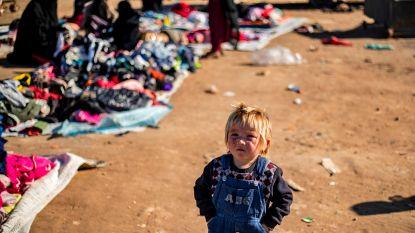 371 kinderen stierven vorig jaar in grootste gevangeniskamp van Syrië