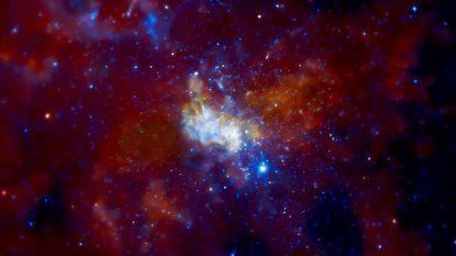 Superzwaar zwart gat Sagittarius A* in centrum van ons sterrenstelsel wordt wakker