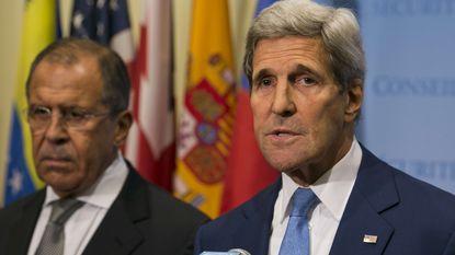 Militair overleg Rusland en VS over aanvallen op  Syrië