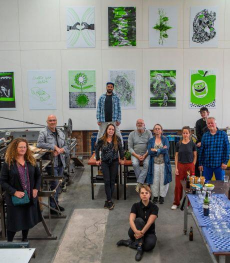 Posterproject 'Hoop' in centrum Eindhoven: beetje troost in merkwaardige tijden