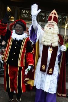 Zo werd Sinterklaas in Twente onthaald