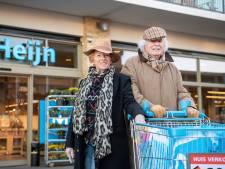 Nog niet opgemaakt door de supermarkt tijdens seniorenuurtje in Apeldoorn