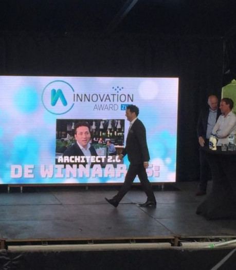 RoosRos wint Innovation Award voor 'Architectuur 2.0'