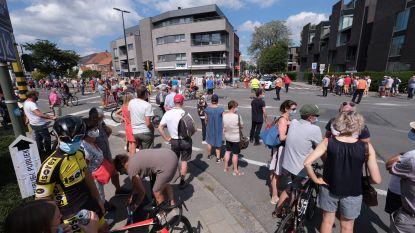 Juniorenkoers in Waregem deze zondag enige wielerwedstrijd in Vlaanderen: behoorlijk druk, maar vlekkeloos