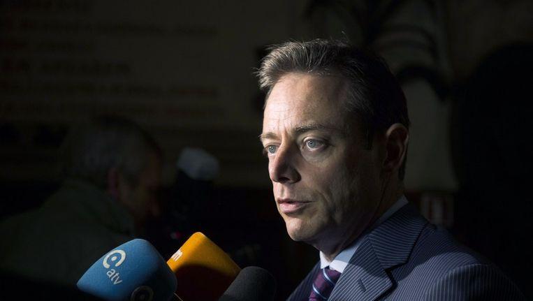 Bart De Wever wordt vrijdag ingezworen als nieuwe burgemeester van Antwerpen Beeld ANP