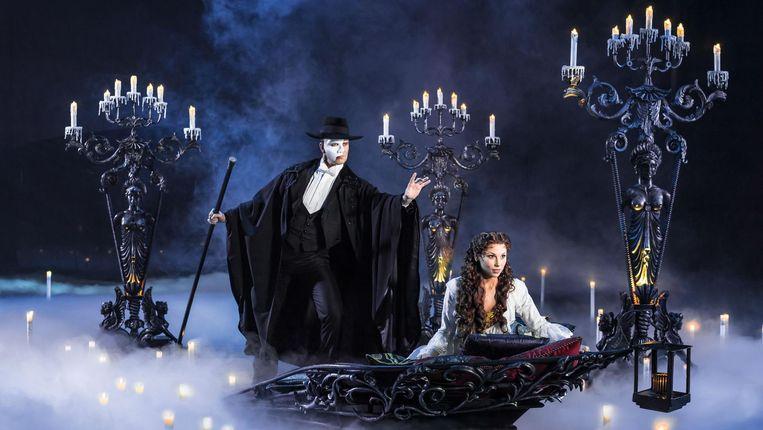 Onder andere liedjes uit The Phantom of the Opera zullen aan bod komen.