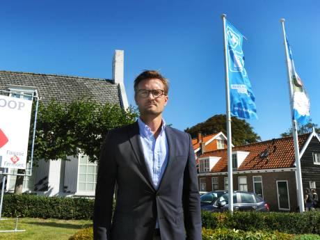 Bord 'Te Koop' kondigt einde VVV Zeeland aan