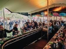 Sushi & Streetfoodfestival JOY keert terug naar Utrecht