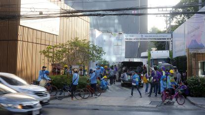 Grensregio Thailand en Laos opgeschrikt door aardbeving