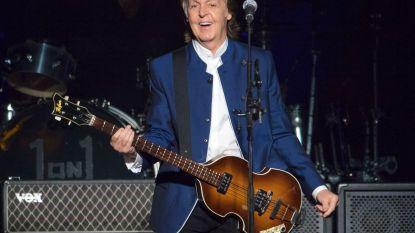 Paul McCartney krijgt dieven op bezoek: inbraak in huis van  11 miljoen