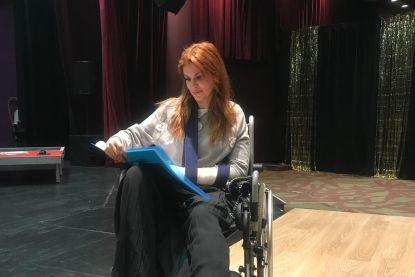 """Katja Retsin dondert van het podium en zit nu in een rolstoel: """"Mijn dochter moet me zelfs helpen aankleden"""""""