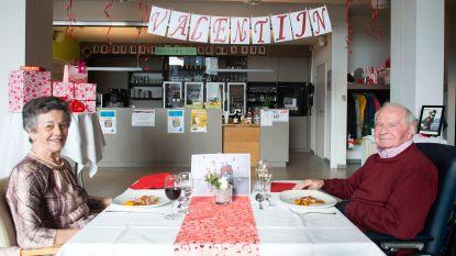 Ontbijt, fotoshoot en valentijnsbal voor bewoners Immaculata
