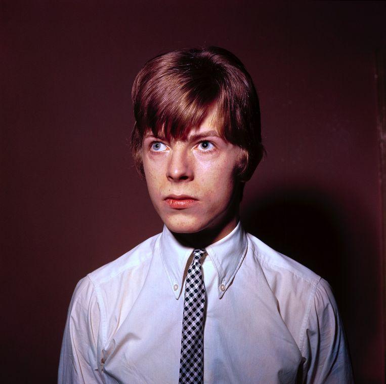 1965: David Jones Beeld Getty Images