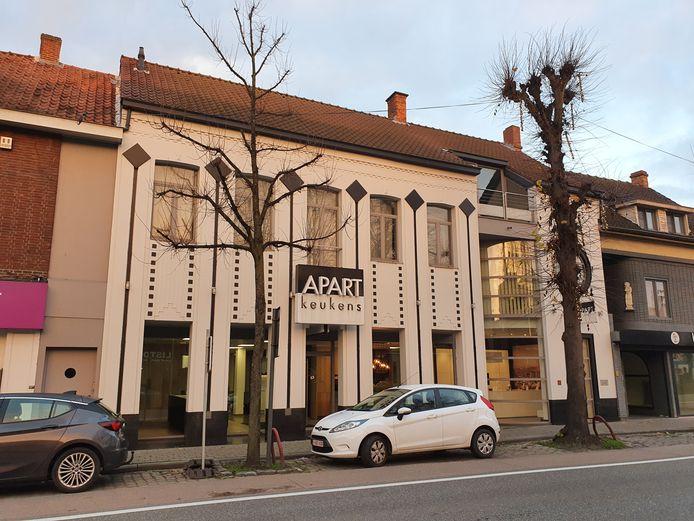 De stad Hoogstraten koopt het pand van Apart Keukens aan voor 1,15 miljoen euro.