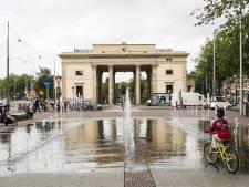 Schilderwerk Haarlemmerpoort voldoet niet aan vergunning
