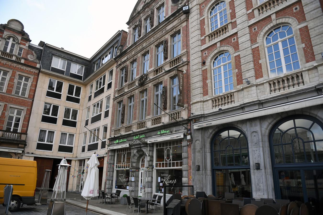 Ook in Leuven zijn er veel hotels waar klanten een overnachting boeken om alsnog een lekkere maaltijd in het restaurant mee te pikken. Een handig achterpoortje nu de restaurants verplicht gesloten moeten blijven de komende weken.