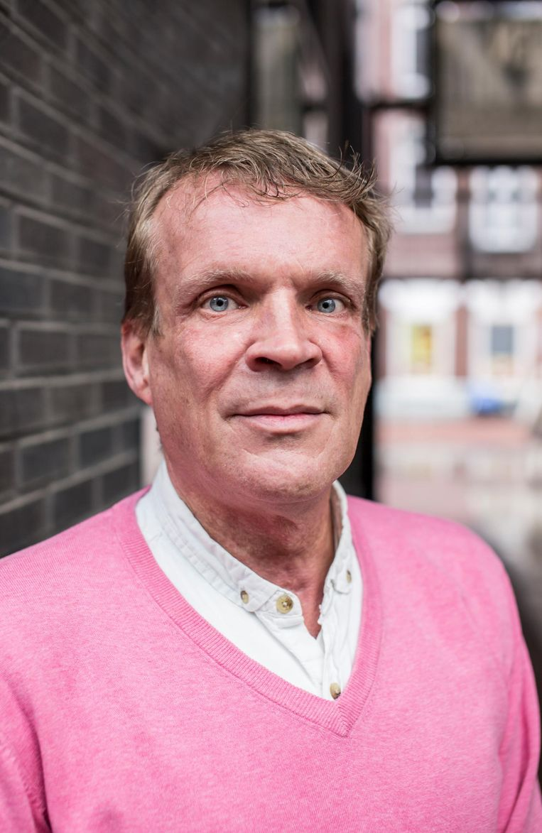 Michiel Spaapen stapte uit de woongroep. 'Ik voelde me financierder van dit project' Beeld Eva Plevier