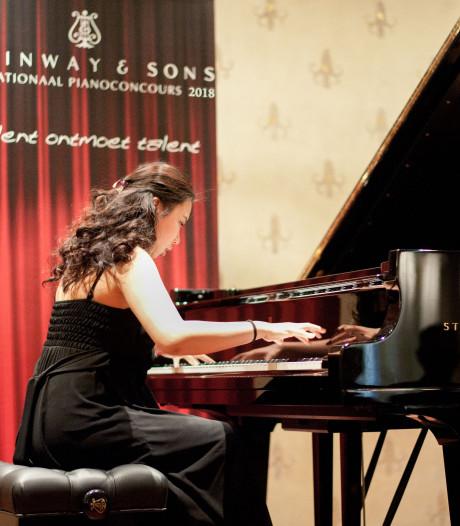 Tilburgse Peiting Xue (15) naar finale Steinway Pianoconcours