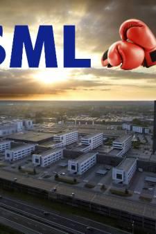 ASML wint eerste slag in patentoorlog met Nikon