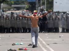 VS uiten scherpe kritiek op geweld tegen bevolking Venezuela