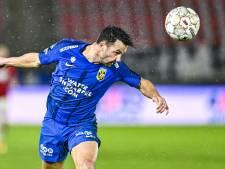 Thomas Bruns leeft op bij Vitesse: 'Ik geniet van elke minuut die ik krijg'