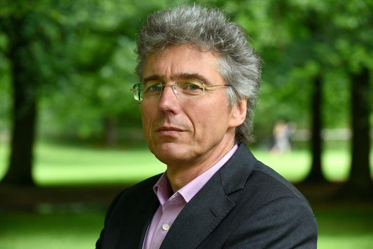 Adriaan Schout, Europa-deskundige van Instituut Clingendael in Den Haag Beeld Peter Hilz / HH