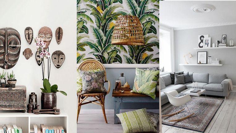 Interieurshopping: breng de wereld naar je woonkamer   Style   Nina ...
