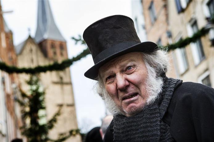 Het Dickens Festijn in Deventer. Foto: ANP