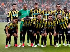 Vitesse veilt wedstrijdshirts KNVB-bekerfinale