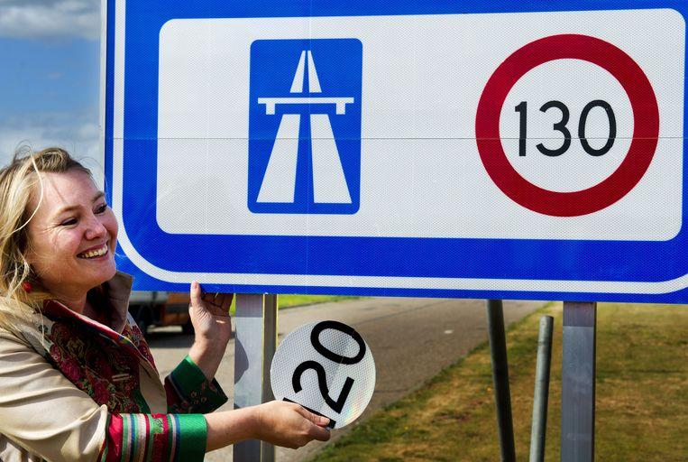 VVD houdt van 130 km/u Beeld anp