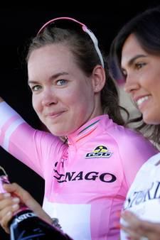 Boxmeer kleurt roze: Van der Breggen komt ook