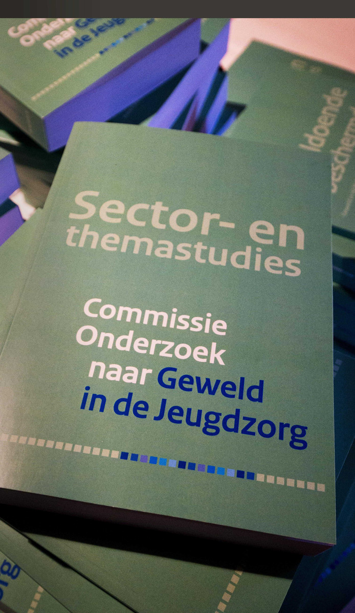 Het eindrapport van de Commissie Onderzoek naar geweld in de jeugdzorg werd op 12 juni jongstleden aangeboden aan minister Dekker (Rechtsbescherming) en De Jonge (Volksgezondheid) in Den Haag.