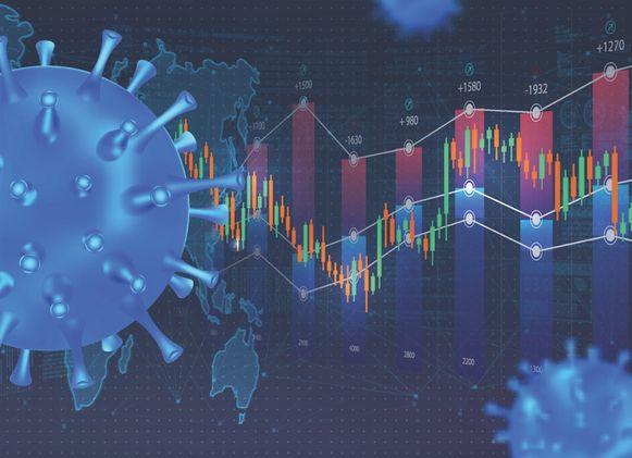 Een deel beleggers ziet deze crisistijd als een goed moment om aandelen te kopen, maar de meningen zijn erg verdeeld.